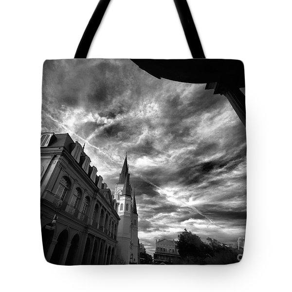Bayou Beauty Tote Bag by Robert McCubbin