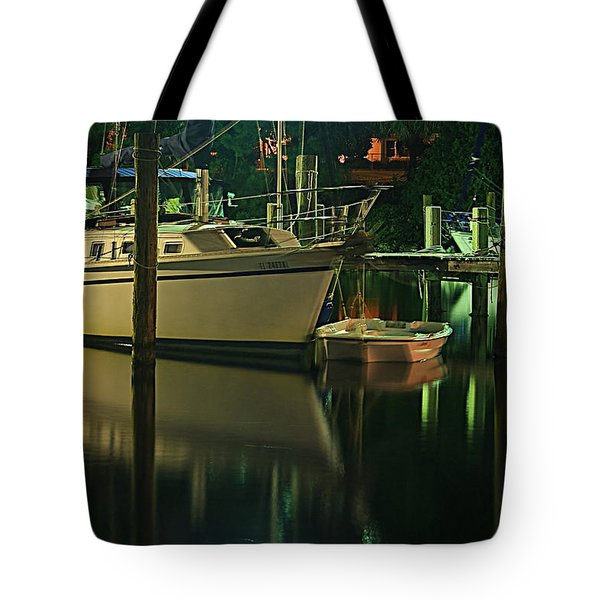 Bayou Reflect Tote Bag