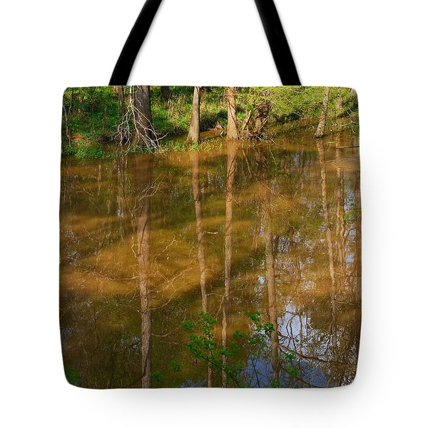 Bayou Reflections Tote Bag