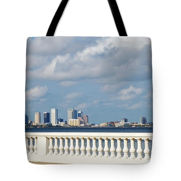 Bayshore Tote Bag by Aimee L Maher Photography and Art Visit ALMGallerydotcom