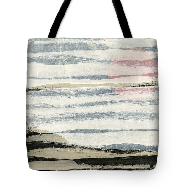 Bayshore Sunset Tote Bag