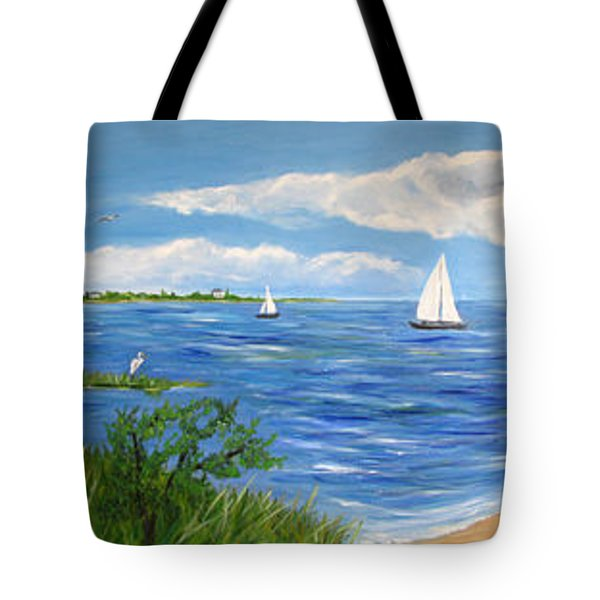 Bayville Trio Tote Bag
