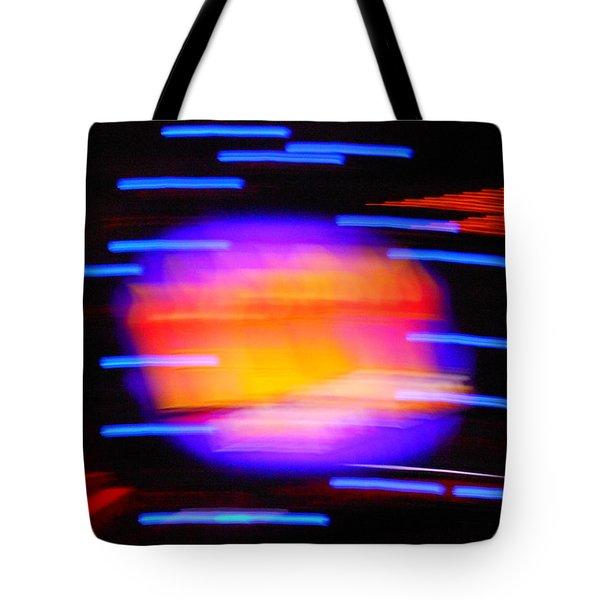 Super Nova Tote Bag