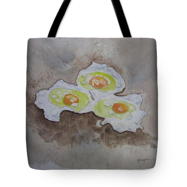 Breakfast Anyone Tote Bag