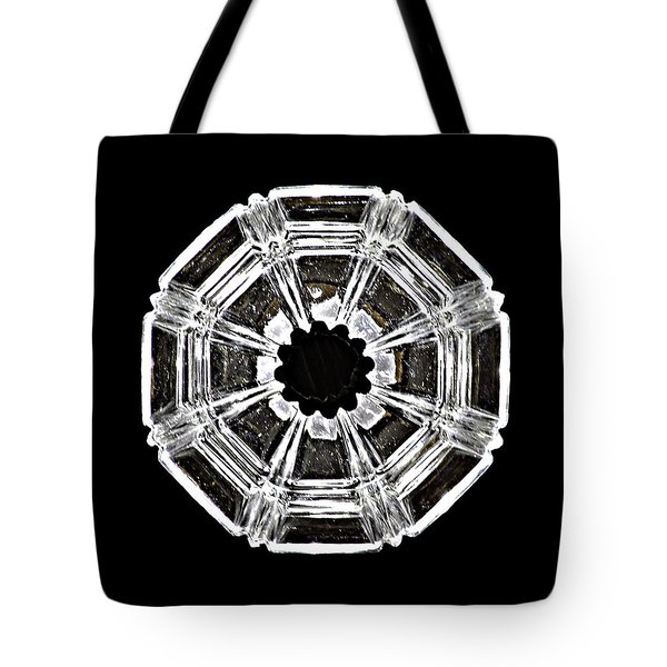 Bcpa Abstract Tote Bag by Jim Finch