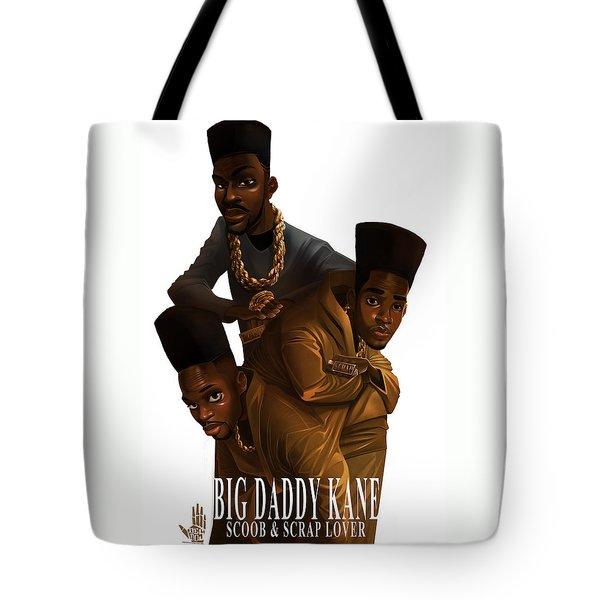 Bdk White Bg Tote Bag