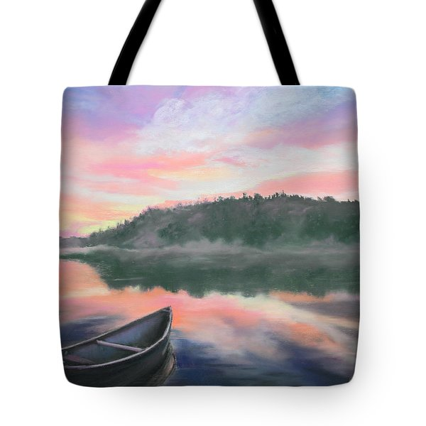 Be Still  Tote Bag by Cathy Weaver