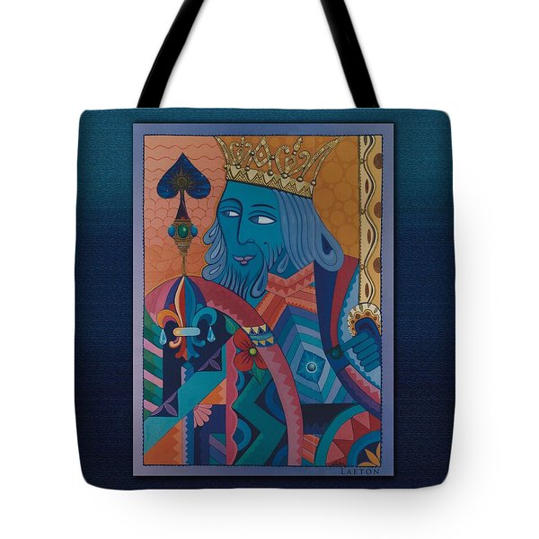 Be The King In Your Movie Tote Bag