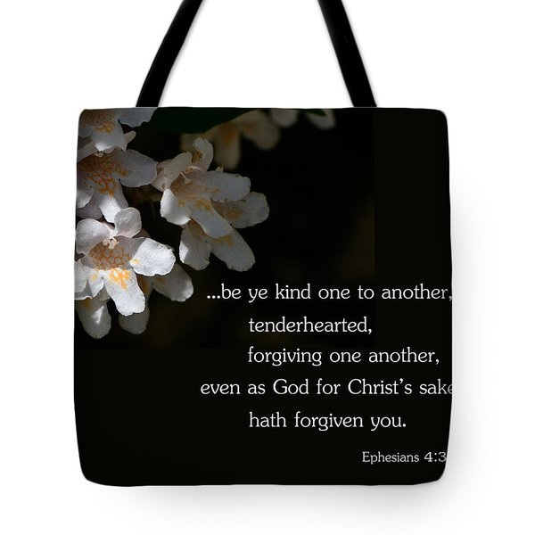 Be Ye Kind Tote Bag