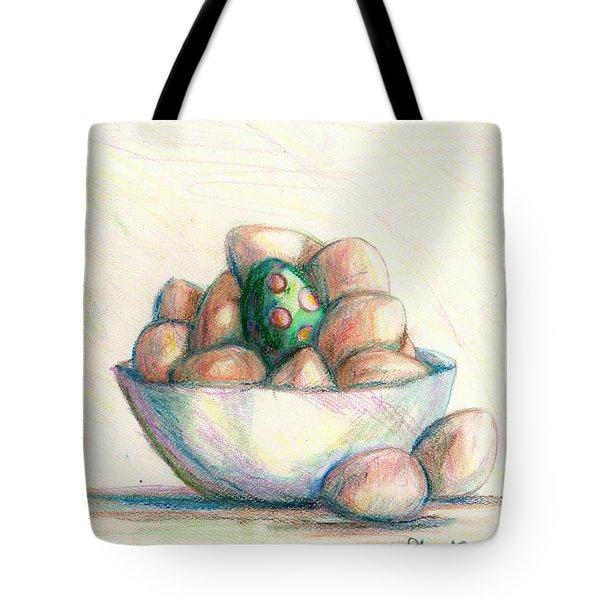 Be Yourself Tote Bag by Shana Rowe Jackson