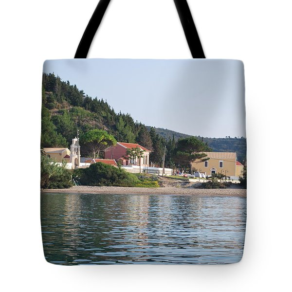 Beach 5 Tote Bag