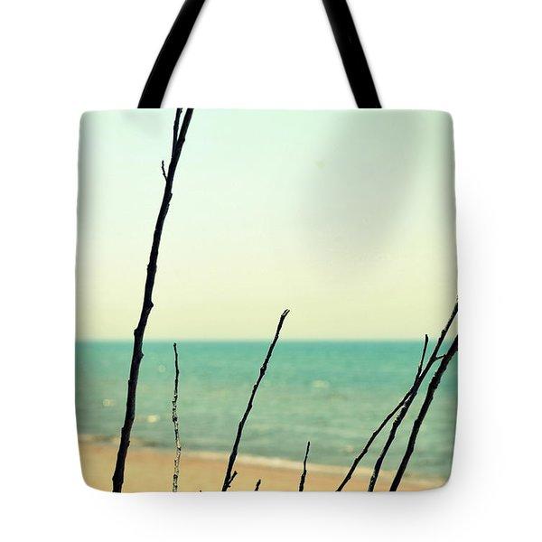 Beach Branches Tote Bag