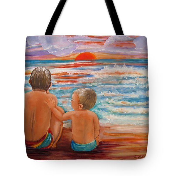 Beach Buddies II Tote Bag