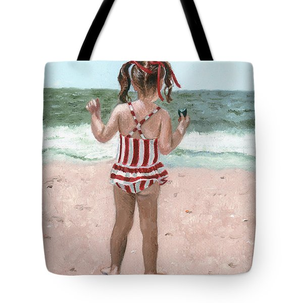 Beach Buns Tote Bag