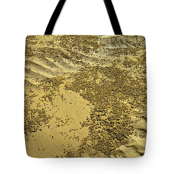 Beach Desertscape Tote Bag