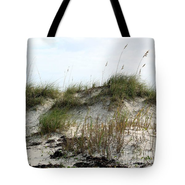 Beach Dune Tote Bag by Chris Thomas