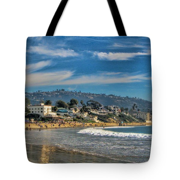 Beach Fun Tote Bag