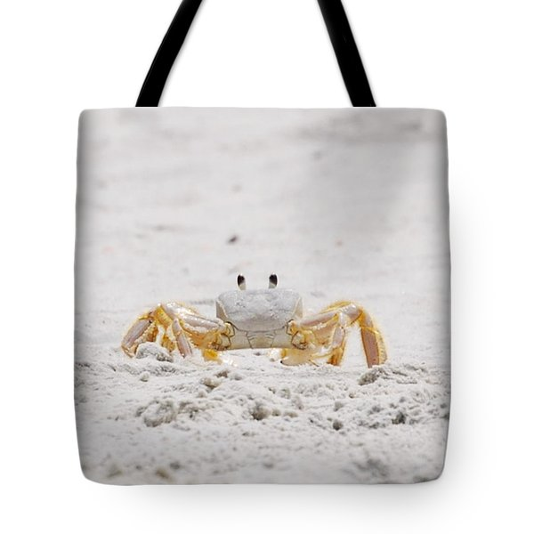 Beach Guard Tote Bag