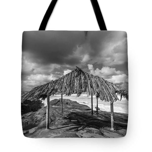 Brilliant Beach Shack Tote Bag