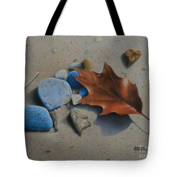 Beach Still Life II Tote Bag