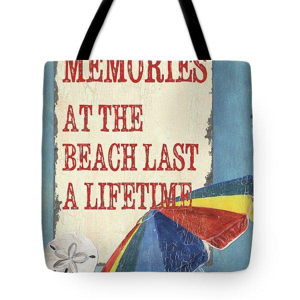 Beach Time 3 Tote Bag