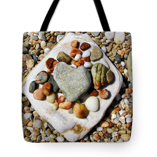 Beach Treasures Tote Bag