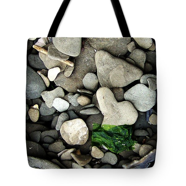 Beach Valentine Tote Bag