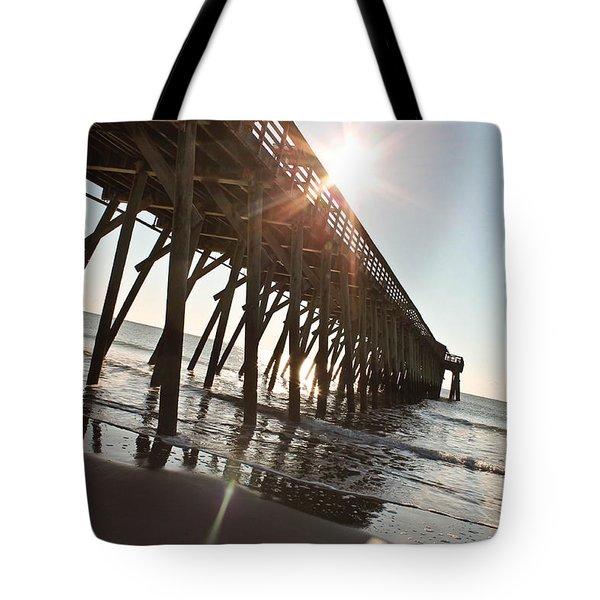 Beach's Beauty Tote Bag