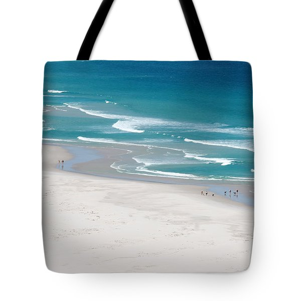 Beachscape Tote Bag