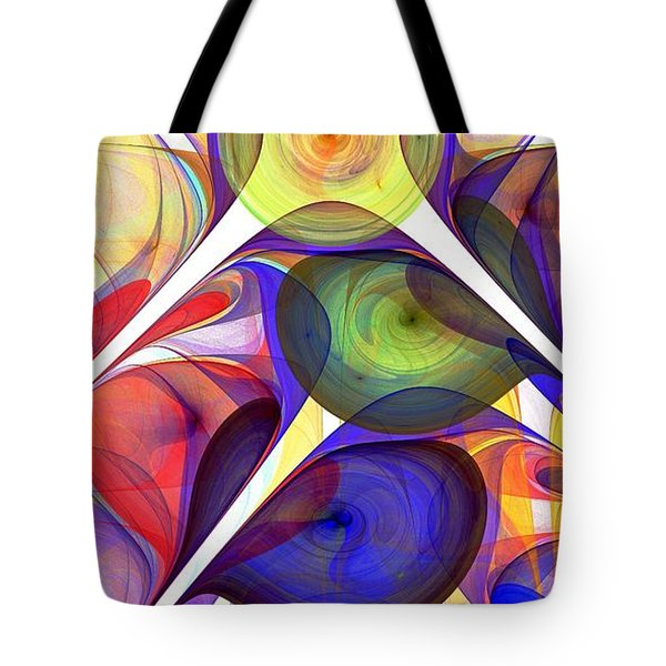 Beacon Tote Bag by Anastasiya Malakhova
