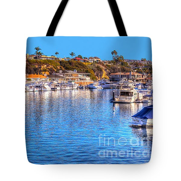 Beacon Bay - South Tote Bag by Jim Carrell