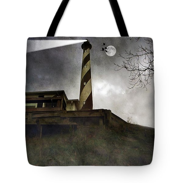 Beacon  Tote Bag by Brian Wallace