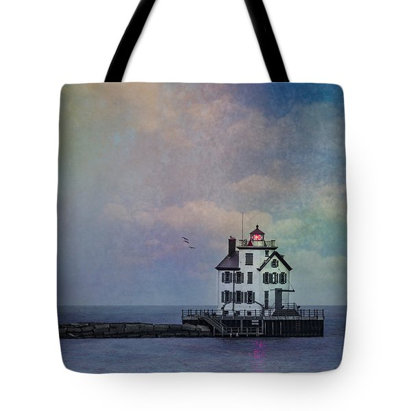 Beacon Of Light Tote Bag