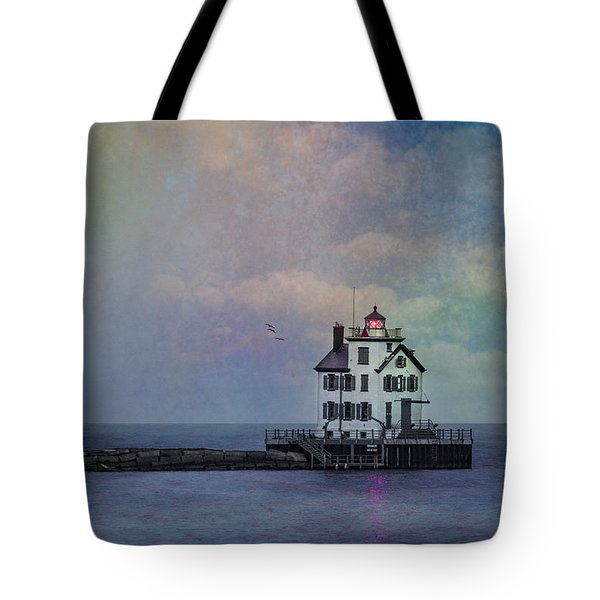Beacon Of Light Tote Bag