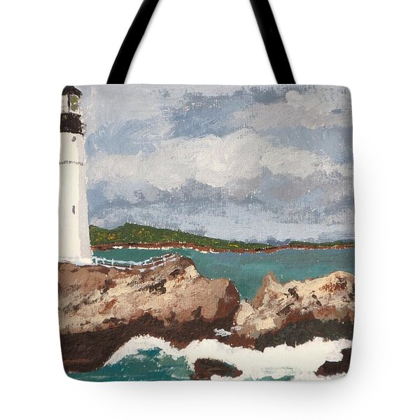 Beacon Of Love Tote Bag
