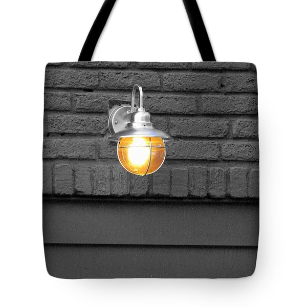 Tote Bag featuring the photograph Beacon by Rodney Lee Williams
