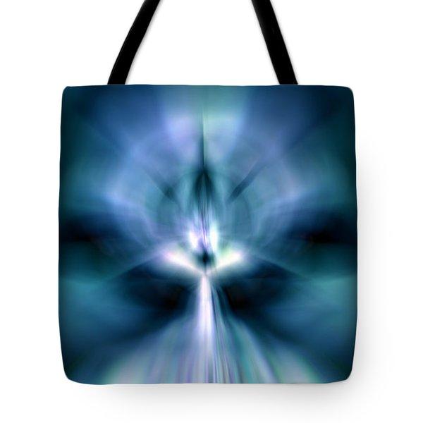 Beam Me Up Tote Bag by Peter R Nicholls