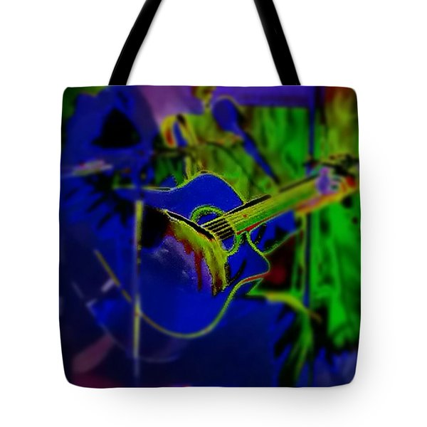 Beanstalk Tote Bag by Thomasina Durkay