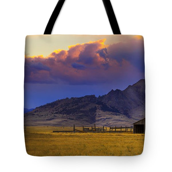 Tote Bag featuring the photograph Bear Bute  by Kadek Susanto