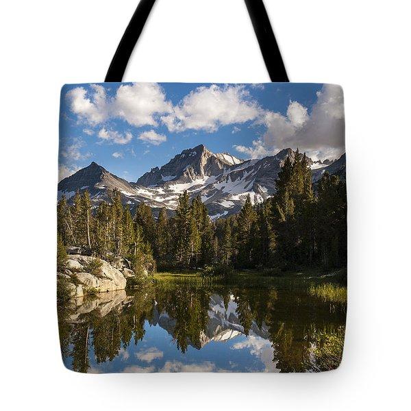 Bear Creek Spire Tote Bag