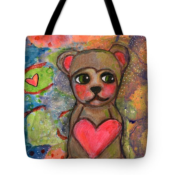 Bear With Me Tote Bag