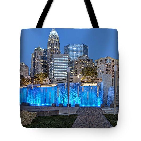 Bearden Blue Tote Bag