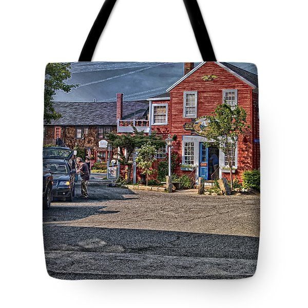 Bearskin Neck Tote Bag