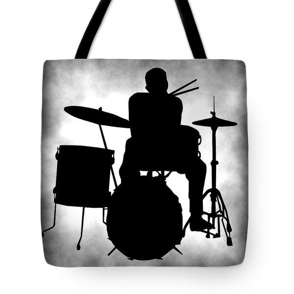 Beat Master Tote Bag