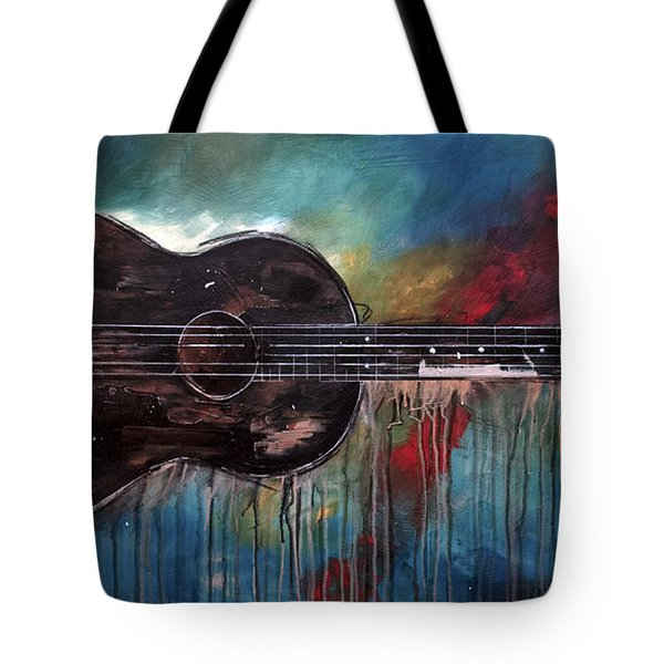 Bob Marley's First Tote Bag