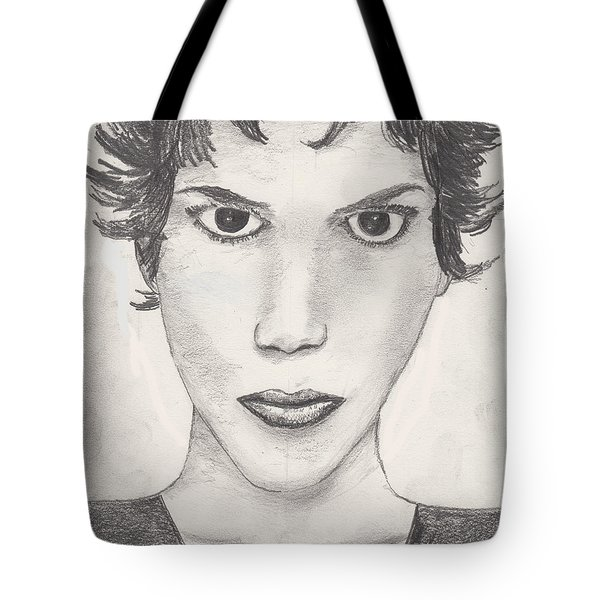 Beau Tote Bag by David Jackson
