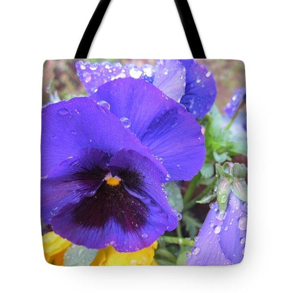 Beauties In The Rain Tote Bag