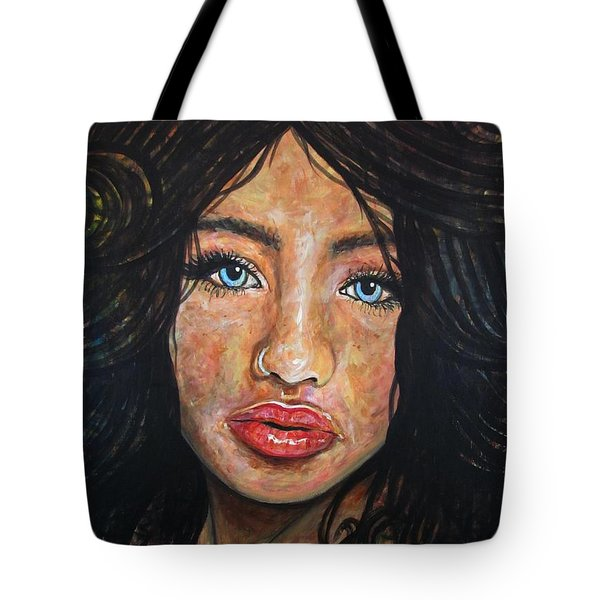 Beautiful Ambiguity Tote Bag