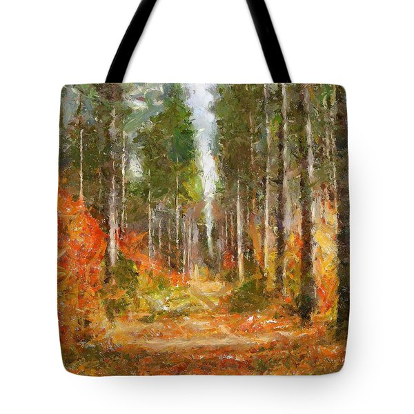 Beautiful Autumn Tote Bag