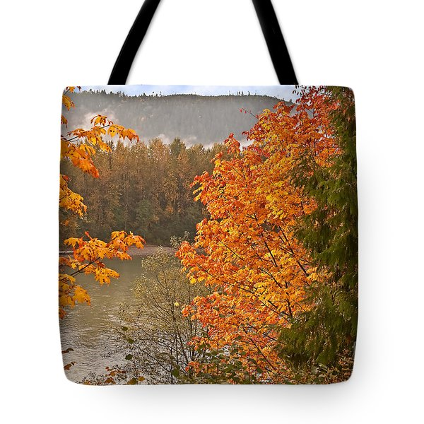 Tote Bag featuring the photograph Beautiful Autumn Gold Art Prints by Valerie Garner